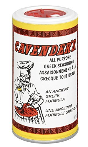 Cavenders Greek Seasoning (Cavender All Purpose Greek Seasoning 3.25 OZ (Pack of 2))