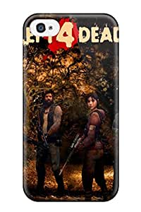 New Style Hot Snap-on Left Dead Hard Cover Case/ Protective Case For Iphone 4/4s