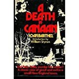 A Death in Canaan, Joan Barthel, 0440119391