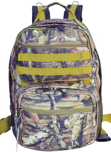 Mossy Oak Infinity 600D polyester Hunting and outdoor BackPack ()