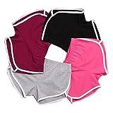 DAYSEVENTH New Summer Pants Women Sports Shorts Gym Workout Yoga Shorts