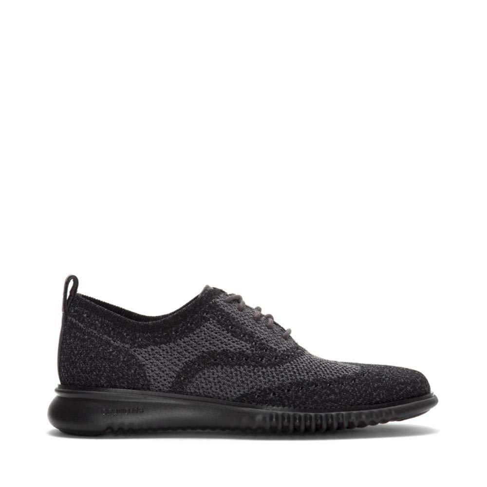 Black-magnet-black Spectator Knit Cole Haan Men's 2.Zerogrand Stitchlite Sneakers