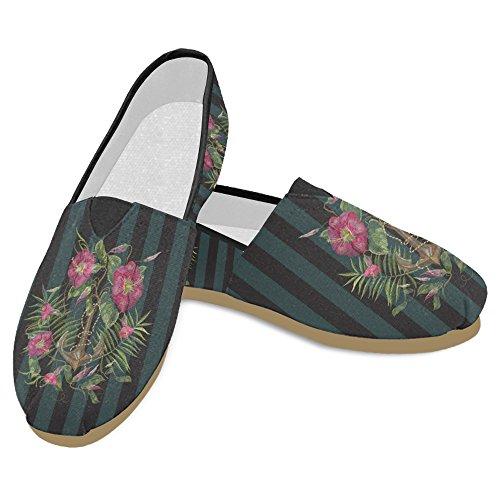 D-story Fashion Sneakers Flats Klassieke Instapper Schoenen Loafers Multicoloured1