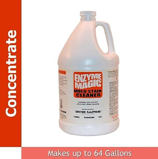 Enzima Magic moho manchas limpiador 1 l concentrado fuerte enzima ...