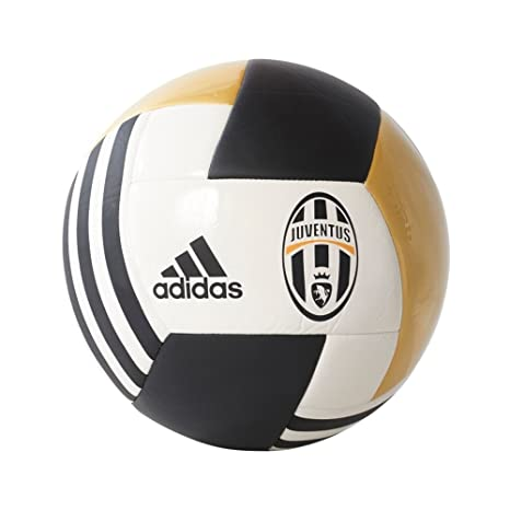 Amazon.com   adidas Juventus Football  White  (3)   Sports   Outdoors aa2723c00