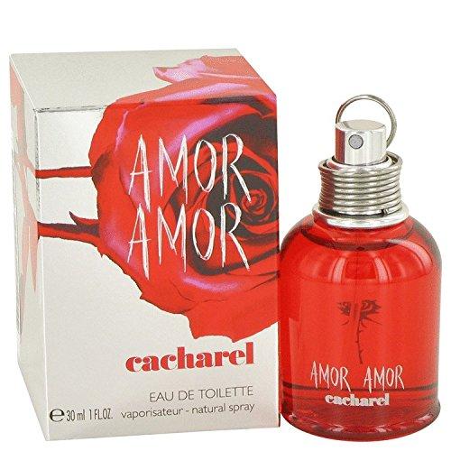 Amor Amor Mandarin Perfume (Cacharel Amor Eau De Toilette Spray, 1 Ounce)