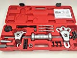 TruePower 20-2073 Master Axle Puller Tool Set (18PC)