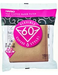 Hario 02 100 Count Coffee Paper