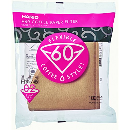Hario Misarashi Coffee Filter Natural product image