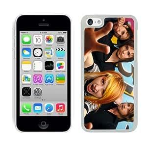 Paramore cas adapte iphone 5C couverture coque rigide de protection (2) case pour la apple iphone 5 c cover Skin