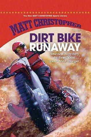 book cover of Dirt Bike Runaway