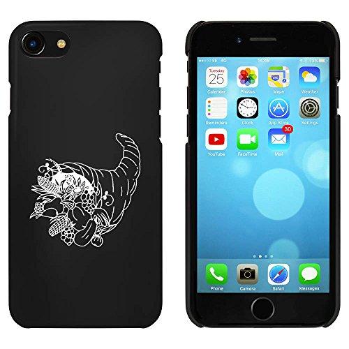 Schwarz 'Füllhorn' Hülle für iPhone 7 (MC00077673)