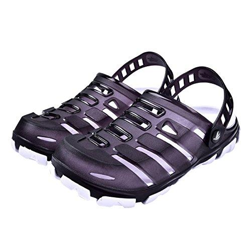 Spiaggia Moda Pantofole Casual Black Shoes Antiscivolo Auspiciousi Sandali Nuove da Uomo Outdoor Pantofole Uomo a0nAx5W4