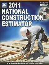 2011 National Construction Estimator: 59th (nineth) Edition