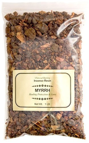 New Age Myrrh Resin Incense, 1 lb