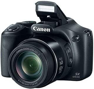 Canon PowerShot SX520 HS - 16 Mega Pixels - Super Zoom