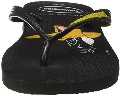black Mixte Looney Noir Tunes Tongs Adulte 0090 Havaianas 6Tqwx