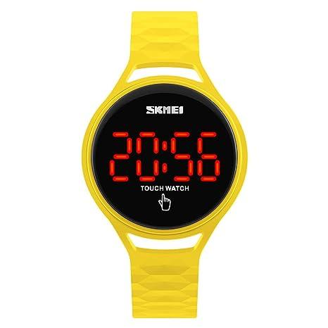 P.I.Sport N.Y. Reloj Deportivo Reloj de Pulsera Reloj Digital Reloj ...