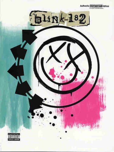 Blink-182: Authentic Guitar TAB -