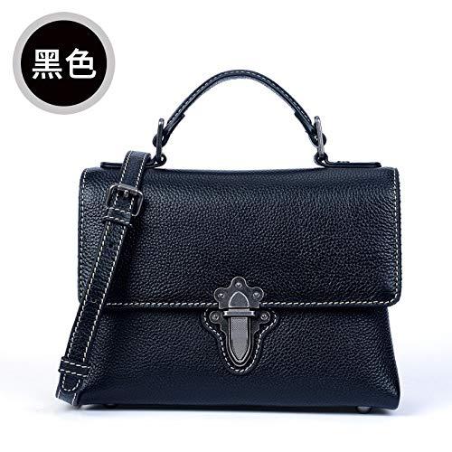 XUZISHAN Damen Leder Leder Leder Bag Single Schulter- Messenger Crossbody Fashion Handtasche Lock Schaufel B07L5LZL6H Schultertaschen Empfohlen heute fe1dc2
