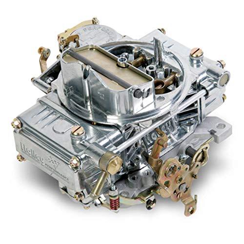 - Holley 0-1850sa Aluminum 600 CFM Four-Barrel Street Carburetor
