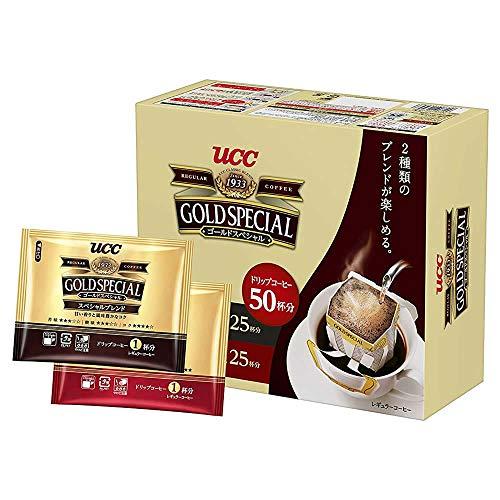 UCC 골드 스페셜 드립백 커피 아소토 팩 50P 400g