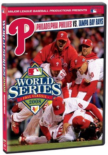 2008 Philadelphia Phillies: The Official World Series Film (Series Baseball 2008 World)