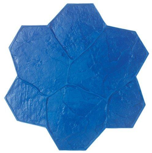 BonWay 12-794 29-Inch by 29-Inch Random Stone Urethane Texture Mat, Red by Bon Tool [並行輸入品] B0184W4Q6O