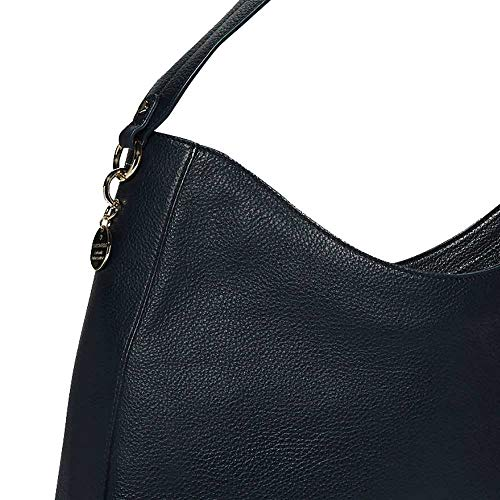 Leather Bag Female E1ds5130101b11 Blue Coccinelle EpPxvPq