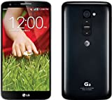 LG G2 D800 GSM 4G LTE Unlocked Smartphone with 13MP Camera, 32GB, Black