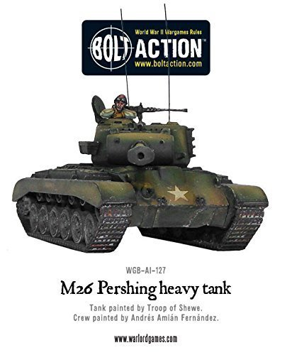 BOLT ACTION   28mm; M26 Pershing