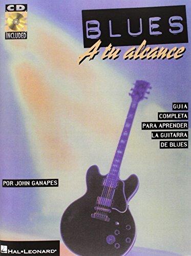 Blues You Can Use - Spanish Edition Stylistic Method Castillian ...