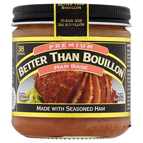 - Better Than Bouillon Ham Base, 8 Ounce