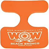 WOW World of Watersports 14-2120 Beach Bronco Floating Pool Seat, Saddle Float, Orange