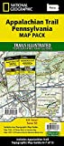 Appalachian Trail: Pennsylvania [Map Pack Bundle] (National Geographic Trails Illustrated Map)