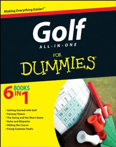 Download Golf All-in-One For Dummies PDF