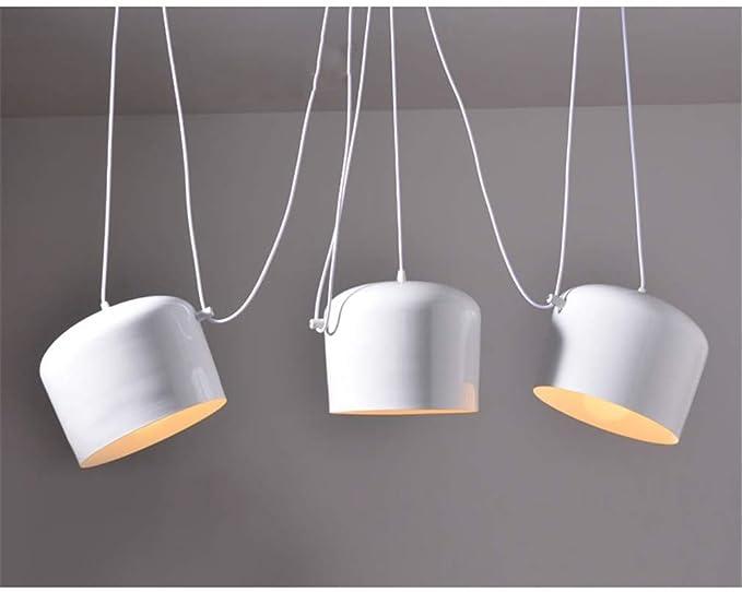 Araña Iluminación Colgante Luz Lámpara Objetivo Replica ...