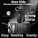 G&M Kitchen Essentials Sous Vide Cooker