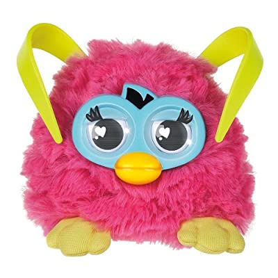 Furby Party Rockers Creature (Pink with Ears)