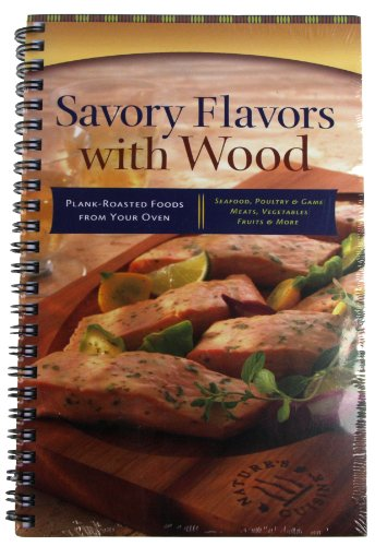Nature's Cuisine NC012 Savory Flavors Roasting Cookbook