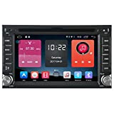 Autosion In Dash Android 6.0 Car DVD Player Sat Nav Radio Head Unit GPS Navigation Stereo for Hyundai Sonata Elantra Tucson Getz Santa Fe Sonica Support Bluetooth SD USB Radio OBD WIFI DVR 1080P