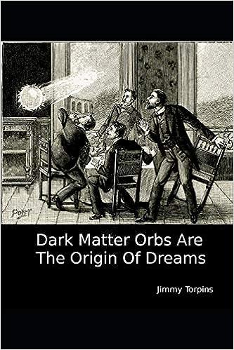 Dark Matter Orbs Are The Origin Of Dreams