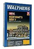 Walthers Cornerstone Merchant's Row V Train