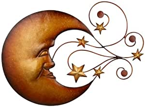 Ganz Moon Crescent Wall Decor, Large