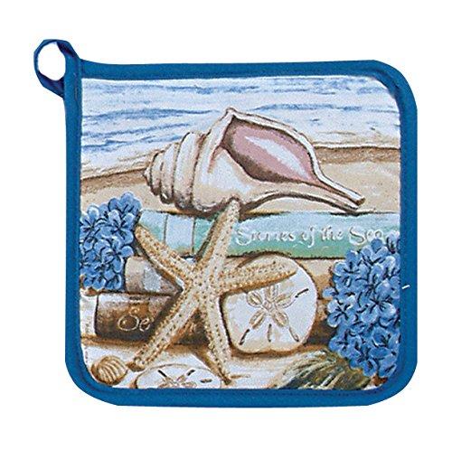 Kay Dee Designs V0072 Stories Of The Sea Potholder Sales Up