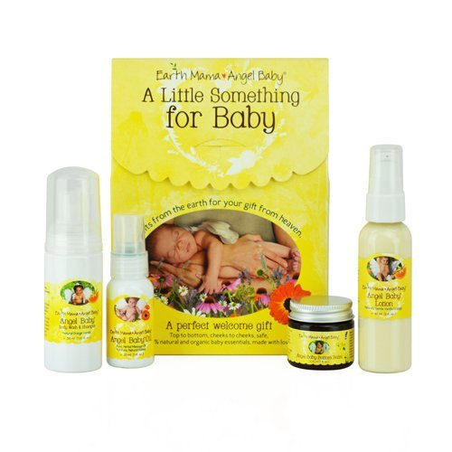 Earth Mama Angel Baby A Little Something for Baby ( Multi-Pack) by Earth Mama Angel Baby (Image #1)