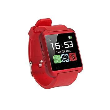 Reloj inteligente Relee Bluetooth Smart U8, reloj de pulsera ...