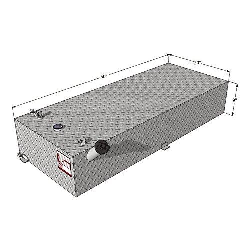 Rds Auxiliary Fuel Tank 32 Gallon Capacity Model 71804