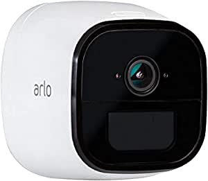 Arlo Go - Mobile HD Security Camera with Data Plan | LTE Connectivity, Night Vision, Local Storage (SD card), Weatherproof | Not compatible with Verizon Wireless or AT&T