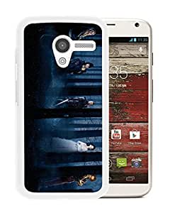 For Moto X,Once Upon a Time 1 White Protective Case For Moto X